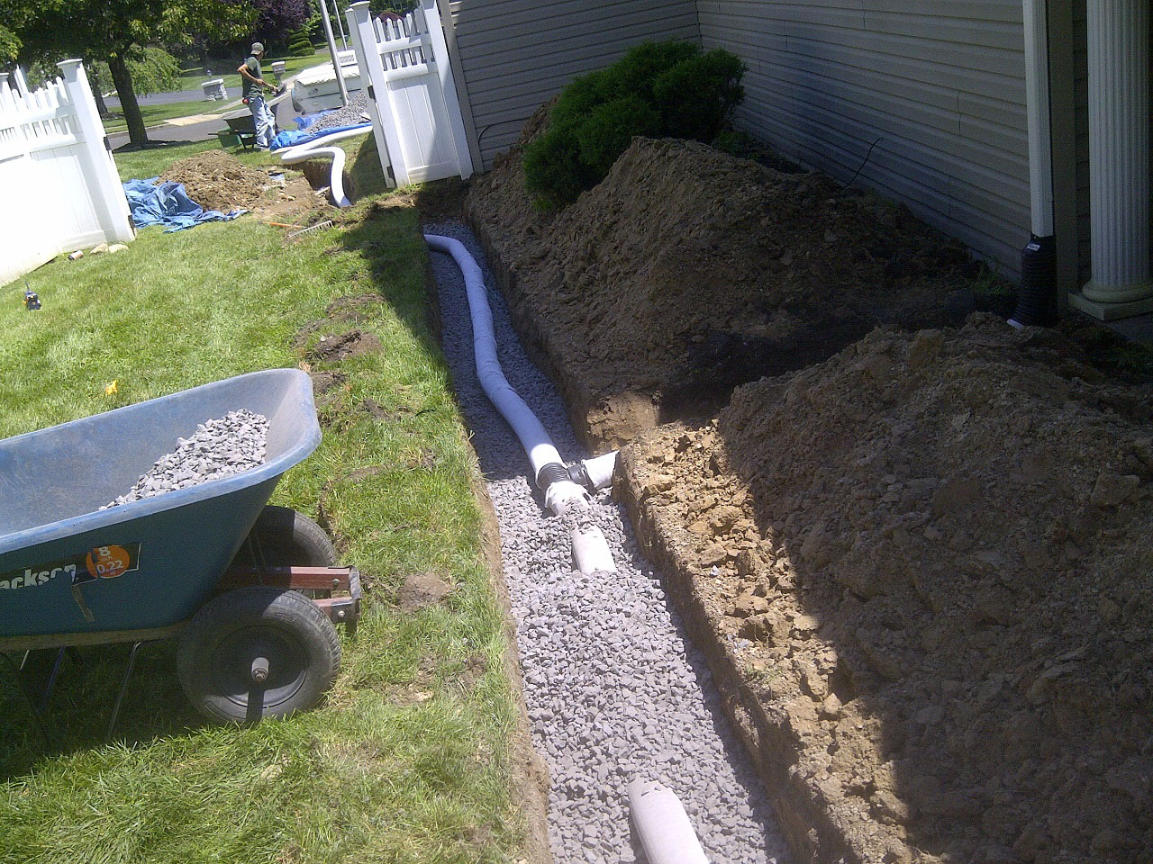 Drainage Solutions by TGG Landscape Construction - Drainage Solutions TGG Landscape Construction